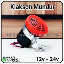 Klakson Mundur / Back Horn Bulat