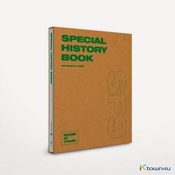 SF9 - Special History Book - Special Album - [ ORIGINAL KPOP ALBUM ]