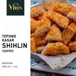 Tepung kasar crispy chicken a la shihlin / hot star - Super 1kg