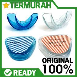 Teeth Trainer Alignment Orthodontic Retainer - Alat Perapih Gigi Teeth - BIRU PREMIUM