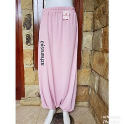 Rok celana jogger fashion olahraga wanita muslimah akhwat