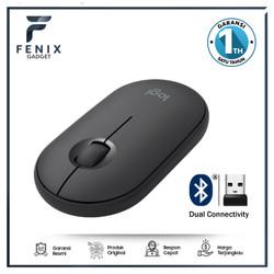 Logitech Pebble Wireless Bluetooth Mouse M350 Graphite