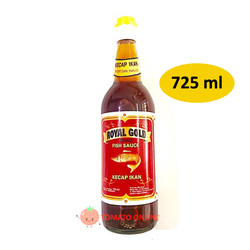 Royal Gold Fish Sauce / Kecap Ikan 725 ml