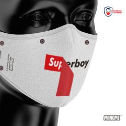 Masker kain Non Medis Premium MANOME - SUPERBOY