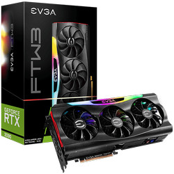 EVGA GeForce RTX 3090 24GB DDR6X FTW3