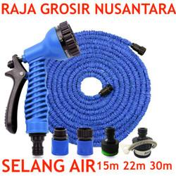 Selang air 15M 22.5M 30M magic hose pipe shower keran kran cuci mobil