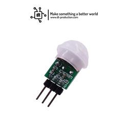 Mini PIR AM312 Modul Deteksi Gerak / Motion Sensor Mini