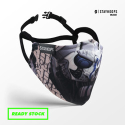 Stayhoops - Masker Kain - Fullprint 2 Layer - AD JOINT