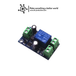 Modul Switching Otomatis Cut OFF Battery Power Supply Protection