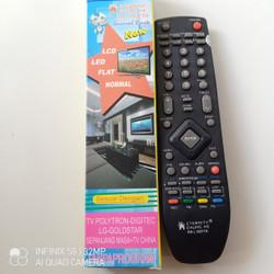 Remote TV LED LCD Polytron multi langsung pakai