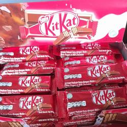 KitKat 2f 17g harga PROMO Stok terbatas