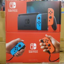 New Nintendo Switch Neon Console HAC-001(-01)
