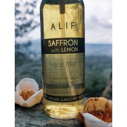 ALIF Saffron Lemon FaceMist / Face Mist Zamzam Zam-zam Gratis Ongkir