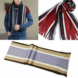 MEN SYAL SCARF Knitting Trendy
