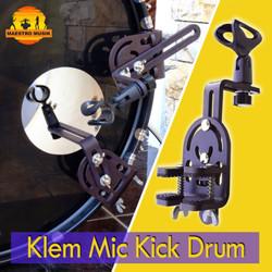 Clamp mic drum for kick - MYO - flexibel