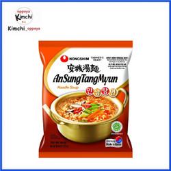 ANSUNGTANGMYUN Ramyn 125 gr HALAL asli impor dari korea original Ramen