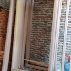 Kusen kayu Meranti 6x15