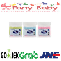 Baby Safe CB9136 Cotton Bud Reffil isi 50pcs