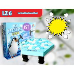 LZ6 Mainan edukasi PINGUIN PENGUIN TRAP SAVE PENGUIN BALANCING PENGUIN