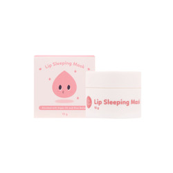 Treatment Bibir Its Chuu Beauty Lip Sleeping Mask BPOM 15g