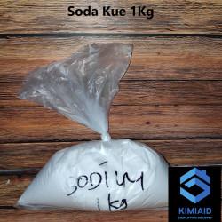 Sodium Bicarbonate 1 Kg / Soda Kue / Baking Soda / Soda Kue Food Grade