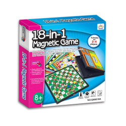 Board Game 18 in 1 Complete Game