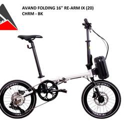 "Sepeda AVAND FOLDING 16"" RE-ARM IX"