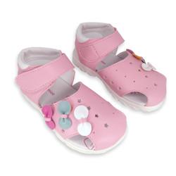 Sepatu Sandal Anak Perempuan Just 4 Junior Badia - Pink