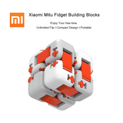 Spinner Xiaomi Mitu Cube Spinner Kotak Mainan Anti Stress Toy Finger