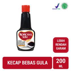 Tropicana Slim Kecap Manis 200ml