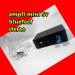 amplifier mini bluetooth / AMPLI MINI / AMPLIFIER MINI 5V