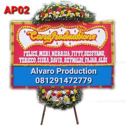 Papan Bunga Free Ongkir DKI JAKARTA