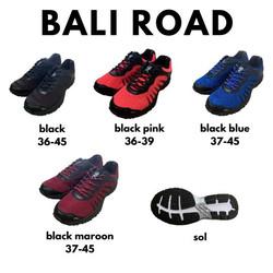 Bali road running shoes - sepatu lari
