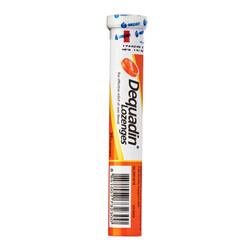 Dequadin Lozenges - Permen / sakit tenggorokan