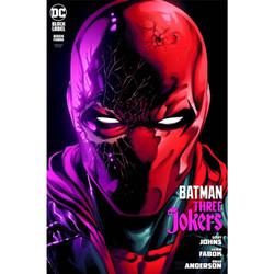 Batman: Three Jokers #3 (of 3) Cover B Jason Fabok Red Hood Variant