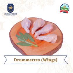 Chickenmeet - Chicken Drumettes / Sayap Atas / Ayam Organik 500gr