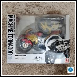 SHF Machine Tornador Kamen Rider Agito