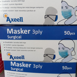 Surgical mask axeell hijab