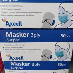Surgical mask axeell earloop