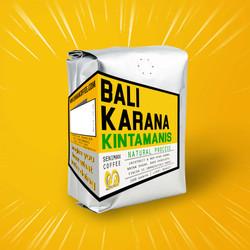 1 Kg Seniman Coffee Beans / Biji Kopi Bali Karana Kintamanis
