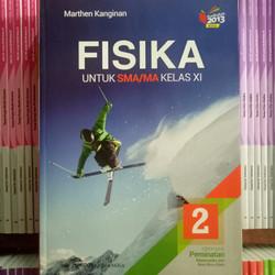 BUKU FISIKA SMA/MA KELAS 11 revisi K13N