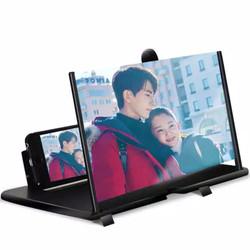 Mobile Phone Screen 12inch Magnifier Amplifier Video pembesar Hp