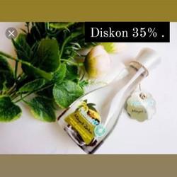 Herborist minyak zaitun 150ml PROMO!! DISKON 35%
