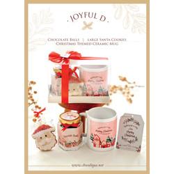 Joyful D Hampers Parcel Natal