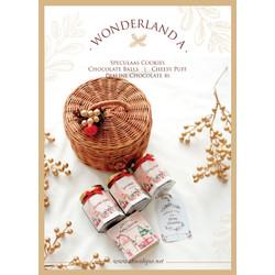 Wonderland A Hampers Parcel Natal