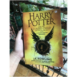 NOVEL HARRY POTTER AND THE CURSED CHILD - JK. ROWLING