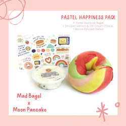 Mad Bagel x Moon Pancake ; Happiness Pack