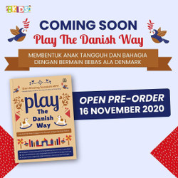 Play The Danish Way - Iben Dissin Sandahl MPF - Bentang Pustaka