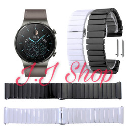 Strap Keramik Ceramic Watch Band Huawei Watch GT 2 GT2 Pro Tali Jam