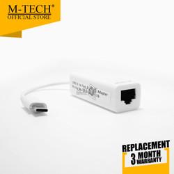 M-Tech Original Type C to Ethernet LAN Adapter